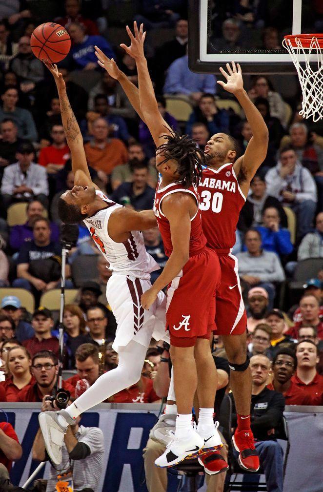 NCAA Tournament Alabama vs. Virginia Tech Basketball