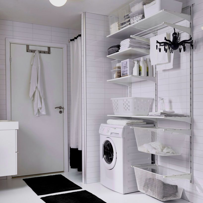 Ikea Laundry Room Storage Ideas Home Design Laundry Room Storage Laundry Room Storage Shelves Ikea Laundry Room