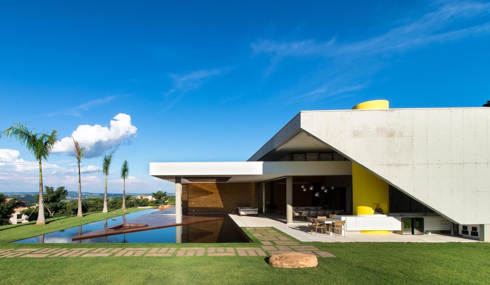 Residência RPII,© Favaro Jr.