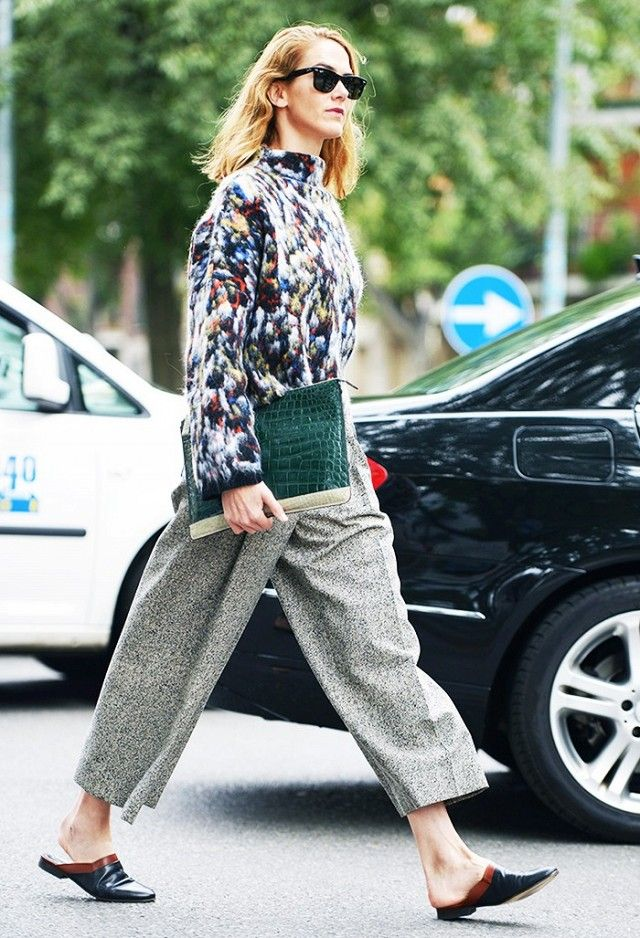 Image result for mules street style