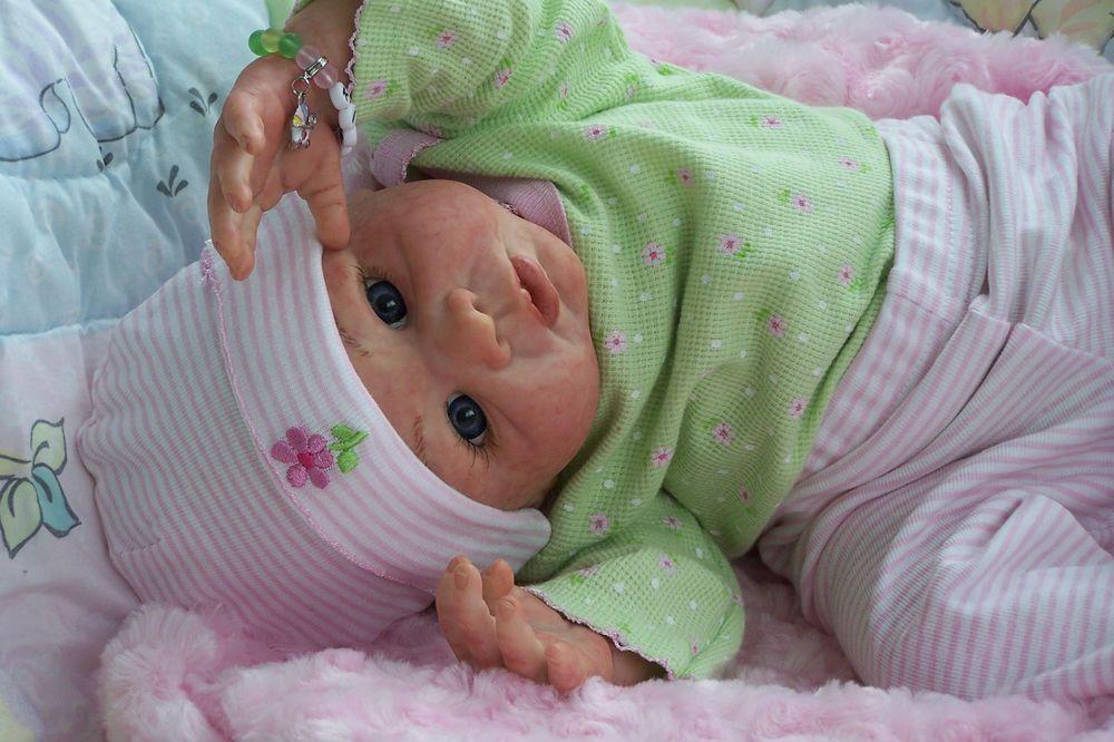 Reborn Baby GIrl, Kinsey!!!