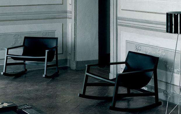 LIVING DIVANI - DONDOLO SDRAIO (design: Piero Lissoni)