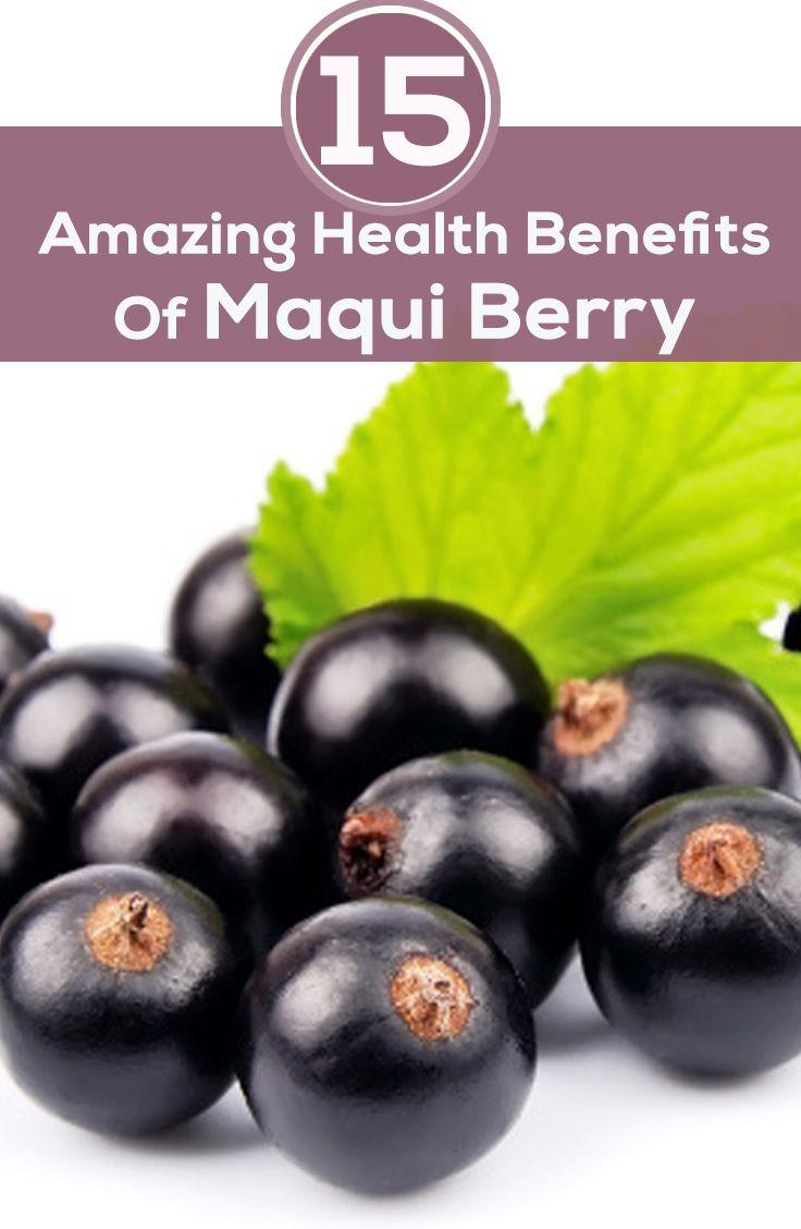 15 Amazing Health Benefits Of Maqui Berry Coconut Health