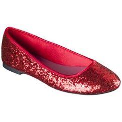 Fleta Glitter Ballet Flat