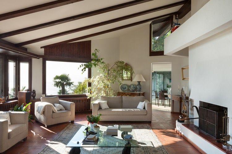 Der Landhausstil im Wohnzimmer \u2013 Von klassisch bis modern in 2018