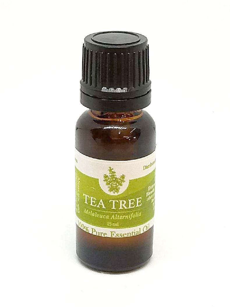 Tea Tree 18 Essential Oil 15ml Tea Tree Essential Oil Tea Tree Oil For Acne Essential Oils