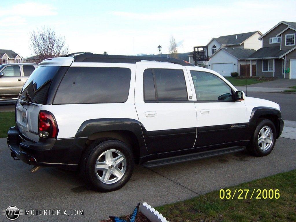 Chevrolet TrailBlazer EXT The North Face   Chevrolet   Pinterest ...