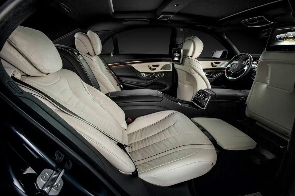 Now That S A Back Seat Benz S Class Benz S Mercedes S Class