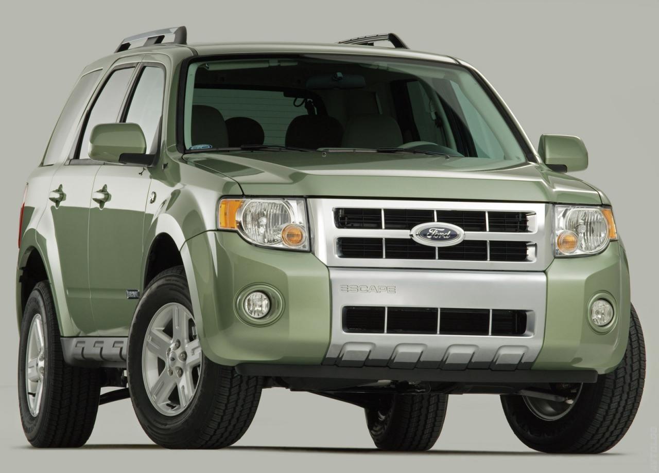 2008 Ford Escape Hybrid Ford escape, Suv, Ford
