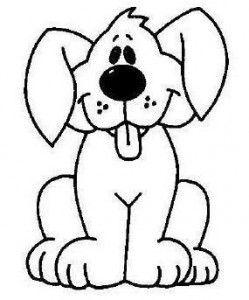 Imagenes De Perro Para Colorear Gratis Dibujos De Animales Dibujo De Conejitos Dibujos