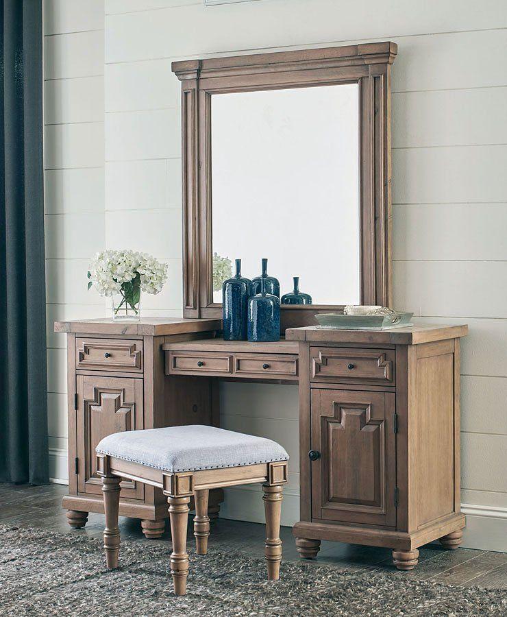 Florence Vanity Desk (With images) Modern bedroom