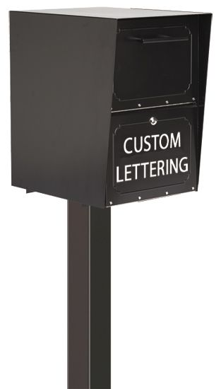 Commercial Mailboxes Oasis Drop Box Commercial Mailboxes Mailbox Spot Welding