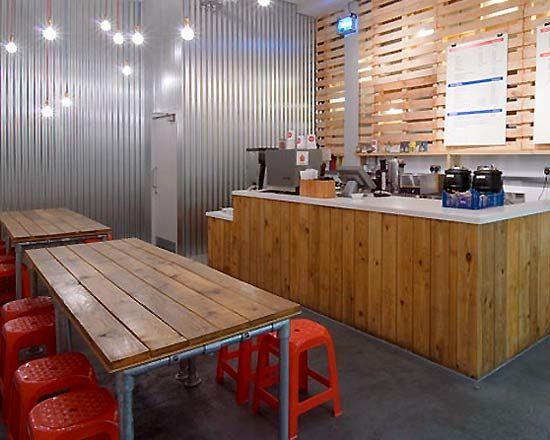 Minimalist Small Restaurant Design Restaurant Interior Design