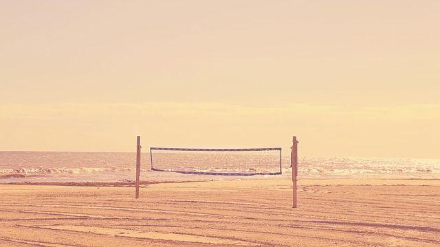 Volleyball Net Height What Is It For Men Women Coed And Sitting Volleyball Net Height Volleyball Net Beach Volleyball