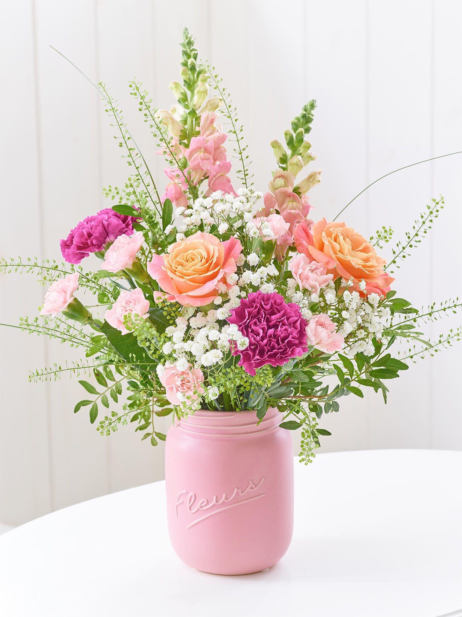 Product Image Fresh Flowers Arrangements Diy Flower Arrangements Wedding Spring Flower Arrangements