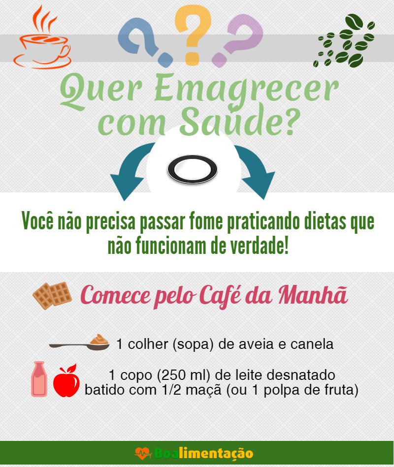 Emagreça com saúde!  www.boalimentacao.com.br