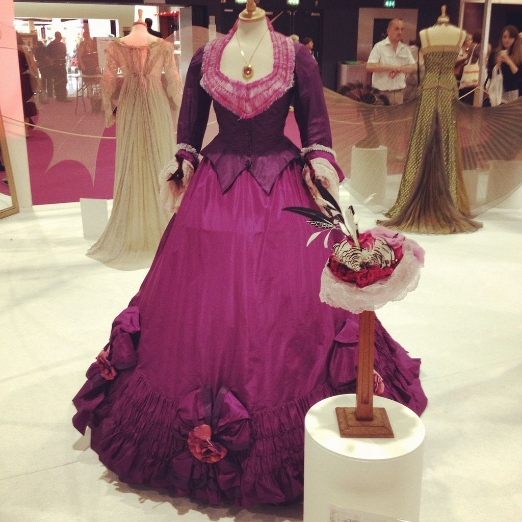 Lujoso Vestido De Novia Christine Daaé Ideas Ornamento Elaboración ...