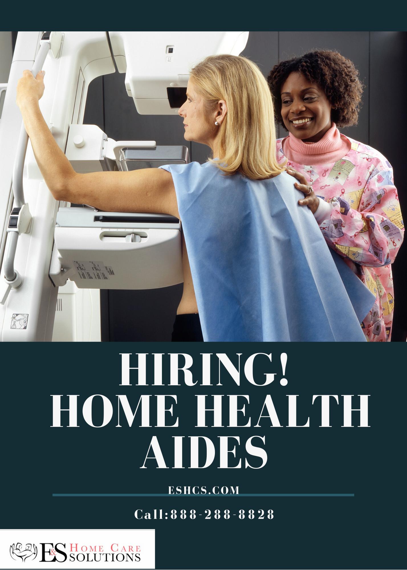 Hiring Home Health Aides Home Health Aide Home Health Home Health Care
