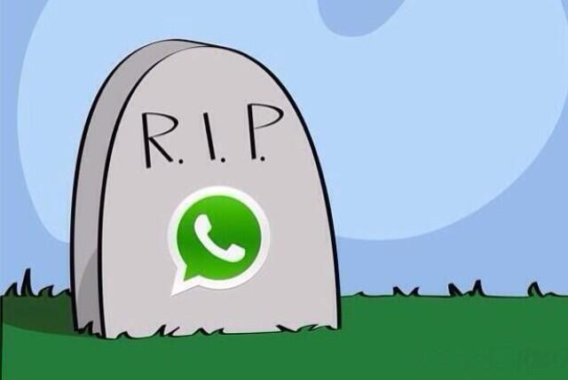 Rip Whatsapp Sopresas Y Internet