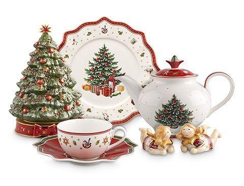 Villeroy And Boch Christmas Dinnerware