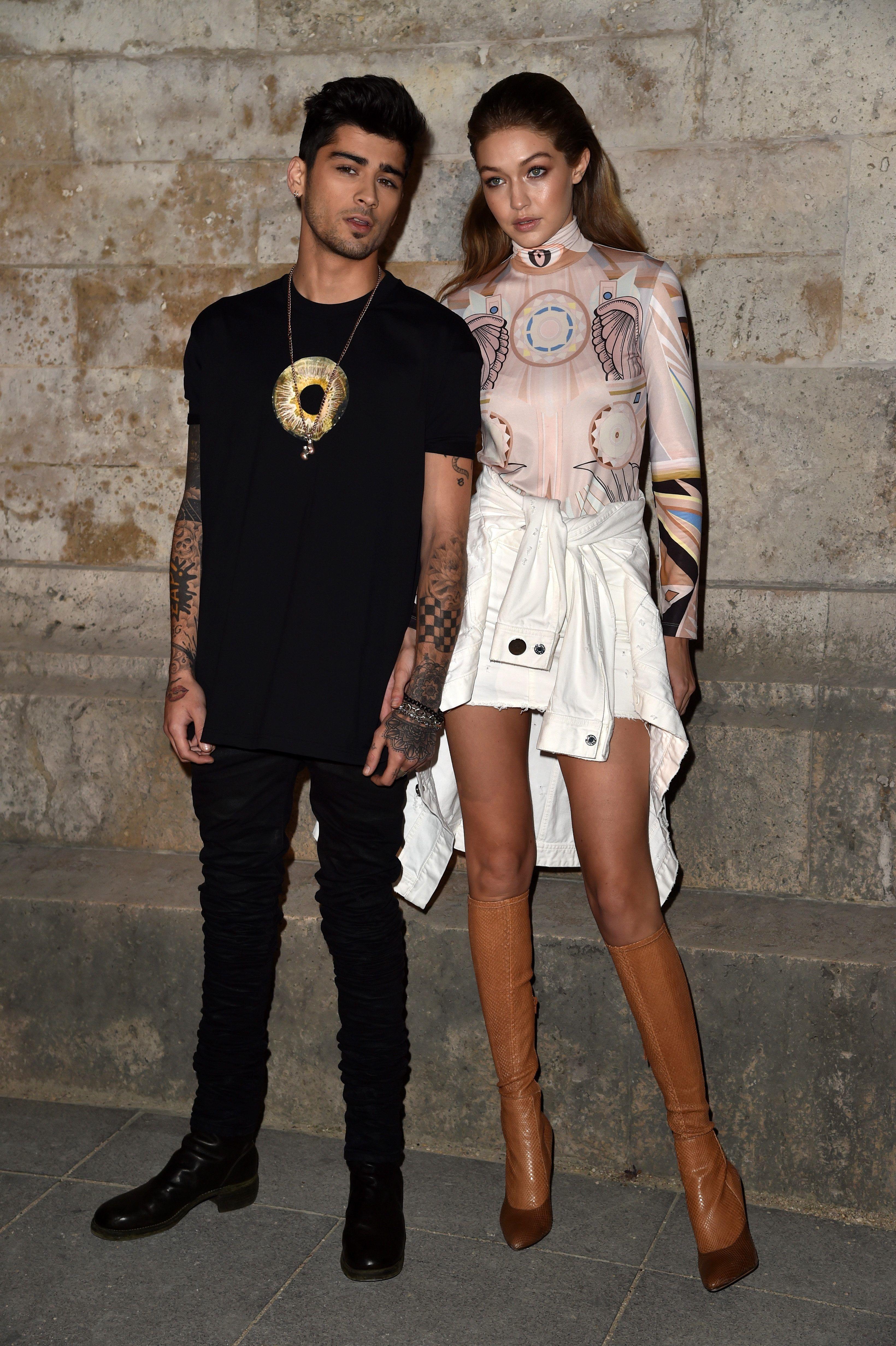 Gigi Hadid e Zayn Malik   Gigi hadid style, Stile di moda