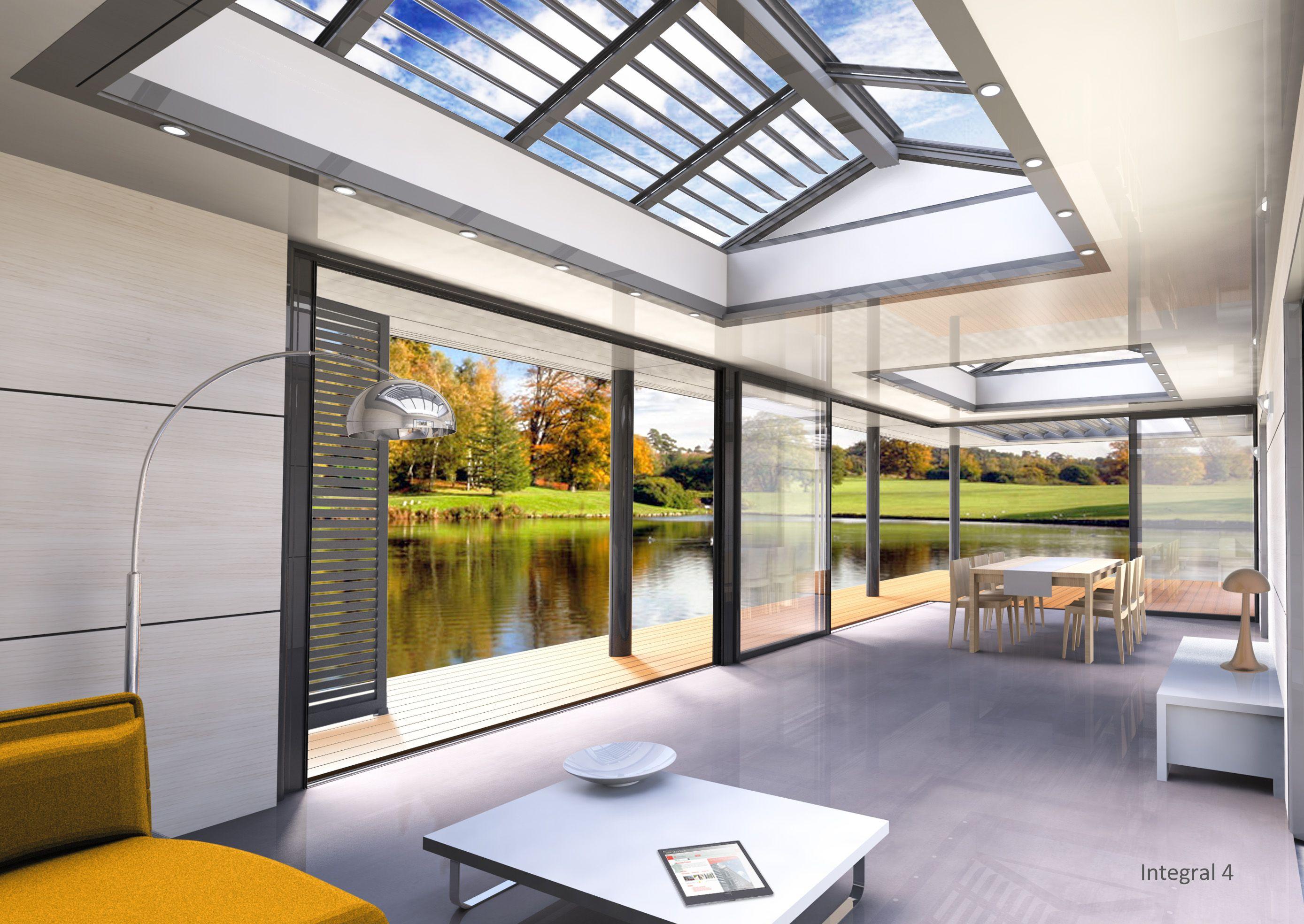 cet exemple d 39 extension maison permet ses propri taires. Black Bedroom Furniture Sets. Home Design Ideas