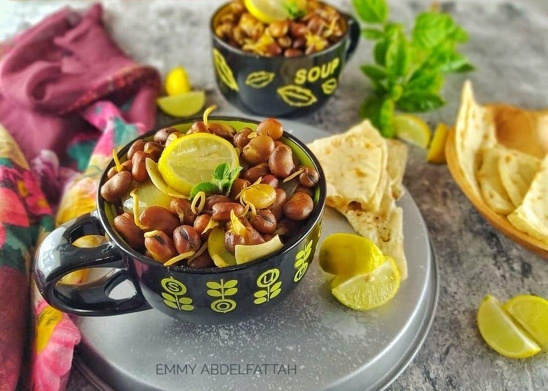 فول نابت علي الطريقة المصرية Food Breakfast Acai Bowl