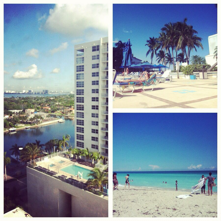South Beach Miami, Miami beach resort and spa.