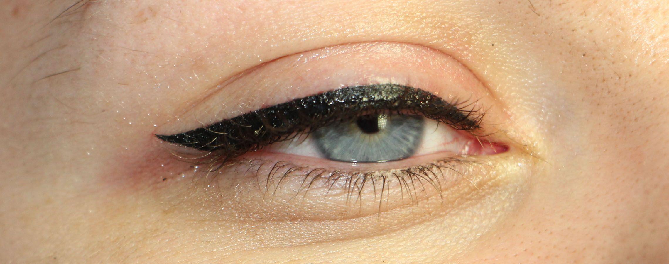 Top eyeliner permanent makeup Permanent makeup