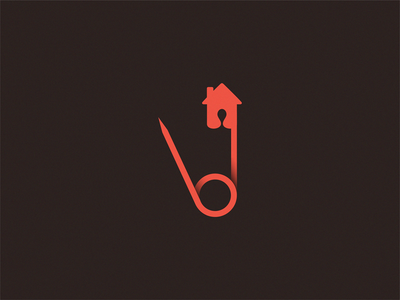 fashion house Visual metaphor, Logos design, Logo