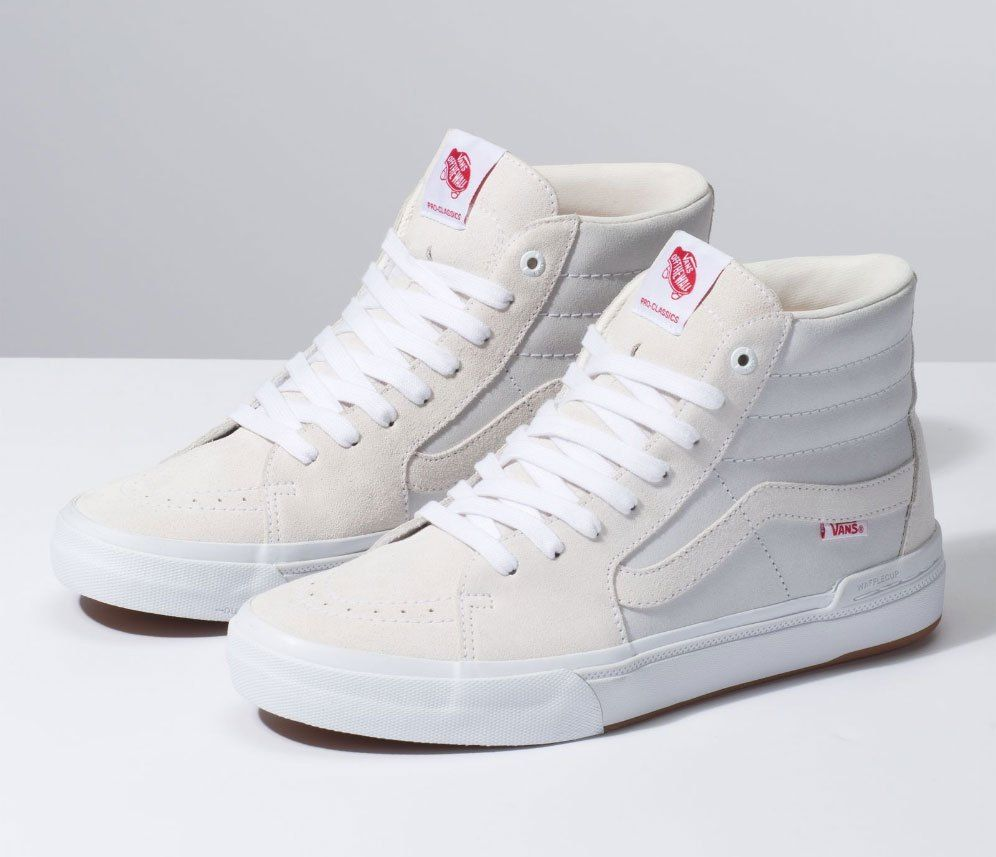 VANS SCOTTY CRANMER SIGNATURE SK8 HI PRO COLORWAY OUT NOW