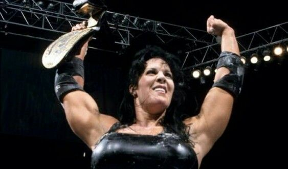 Only woman to hold the IC title.