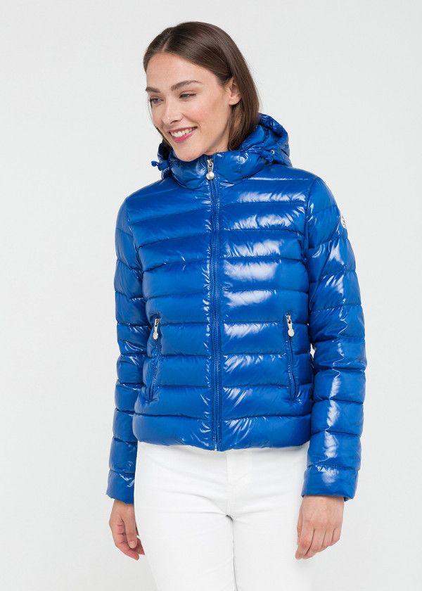 Spoutnic Jacket Shiny Pyrenex | Puffer jacket women