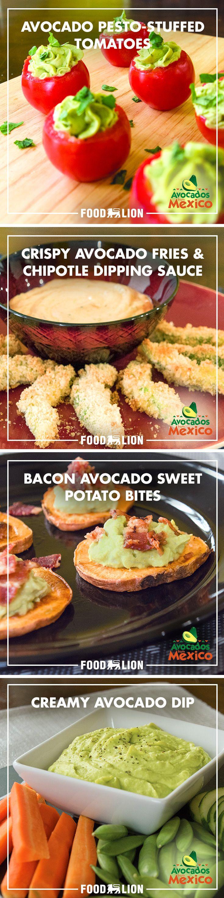 Avocado Recipes Avocado Recipes Party Food Appetizers Food
