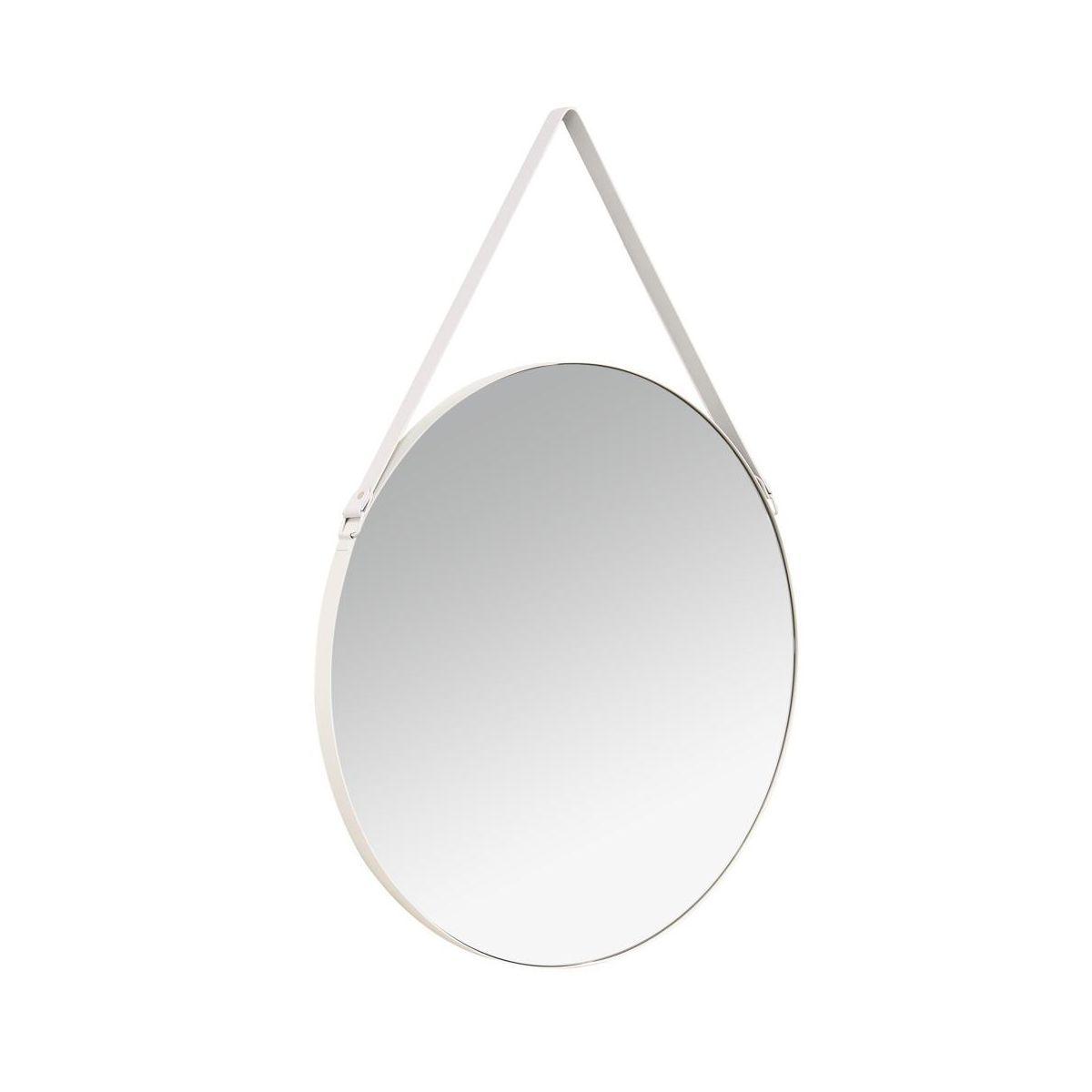 Lustro Bez Oswietlenia Belt 75 X 75 Grast Lustra Lazienkowe I Akcesoria W Atrakcyjnej Cenie W Sklepach L Bathroom Mirror Mirror Table Round Mirror Bathroom