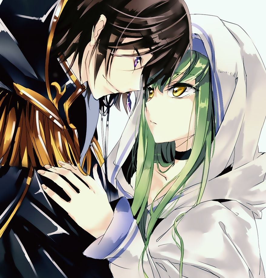 code geass cc and lelouch relationship