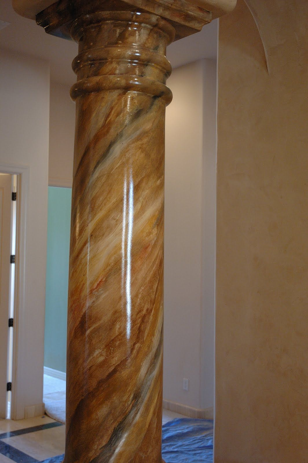 faux painting. Marble Theatre Paint - Google Search Faux Painting