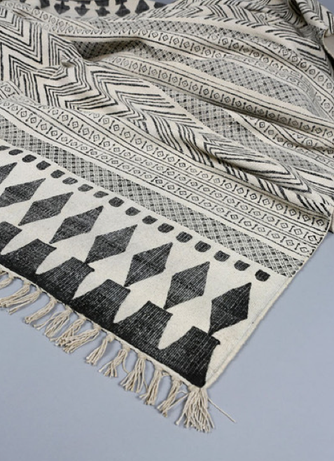 rugs hand rug nantucket for inspirations outdoor and white woven area fab habitat black indoor