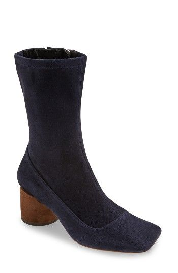 faa03f4c89c Jacquemus Square Toe Boot (Women)