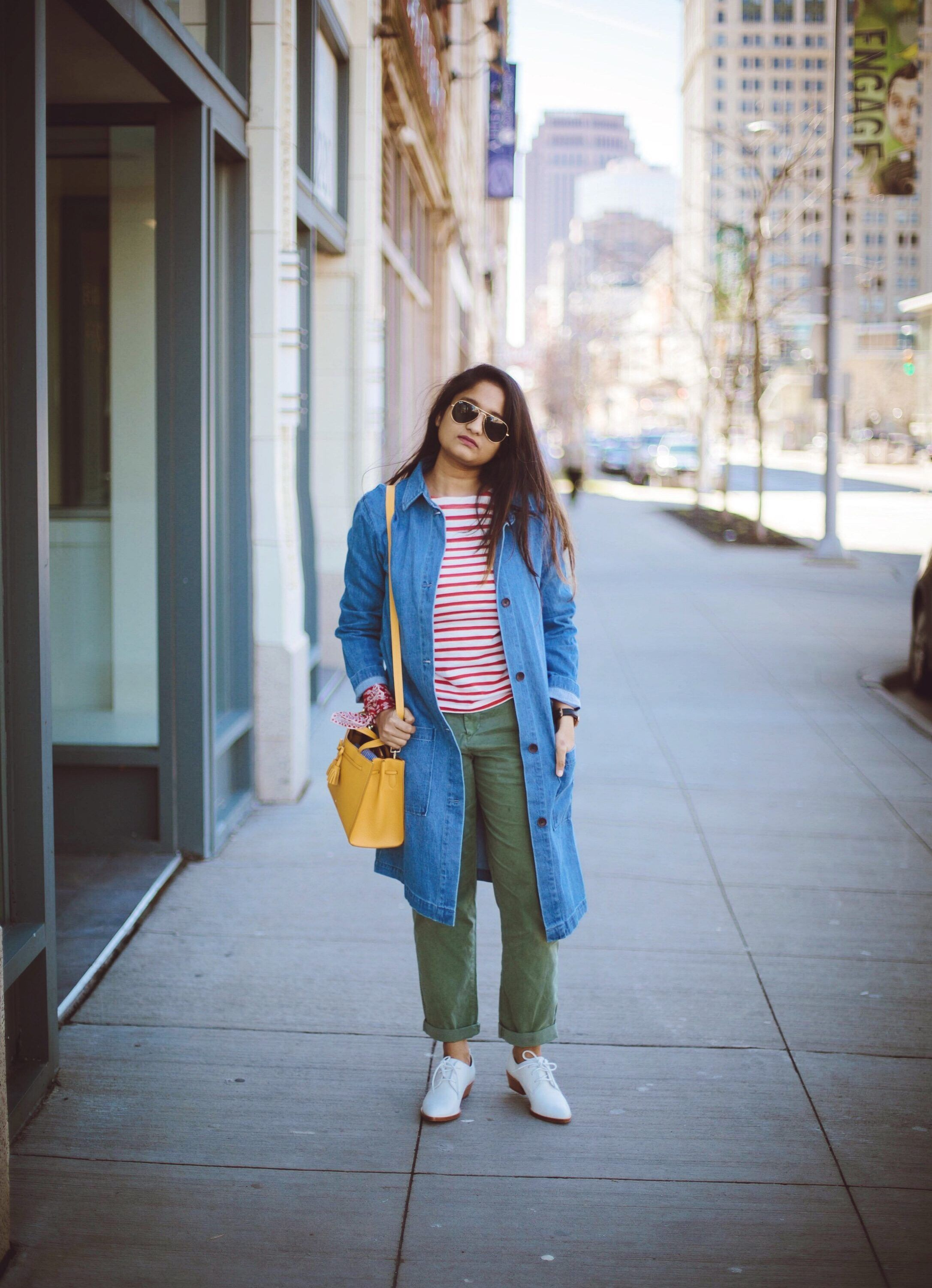 0c8c124ab0 Top 13 Mustard Yellow Cardigan Outfit Ideas for Women - FMag.com