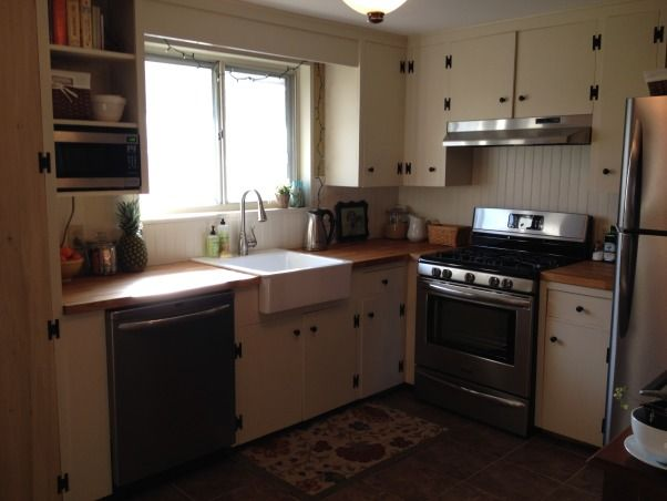 Kitchen Remodel On A Budget We Remodeled The Kitchen In