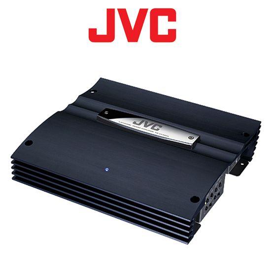 Jvc Ks Ax4504 Bridgeable 4 Channel Power Car Amplifier