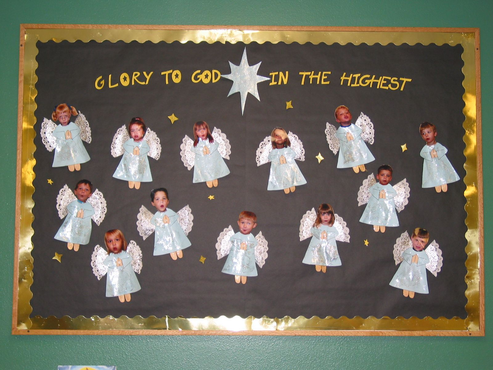 religious preschool made a heavenly host out of my preschoolers sweet lil 769