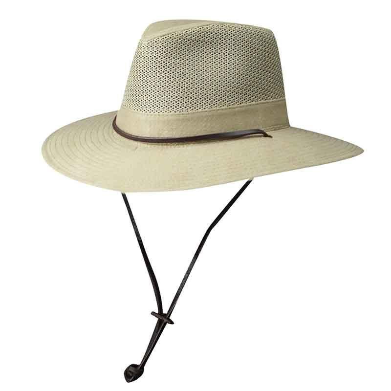da901a16d6a47 Tilley LTM2 Broadest Brim Lightweight Airflo Hat Khaki   Olive - 7 5 8