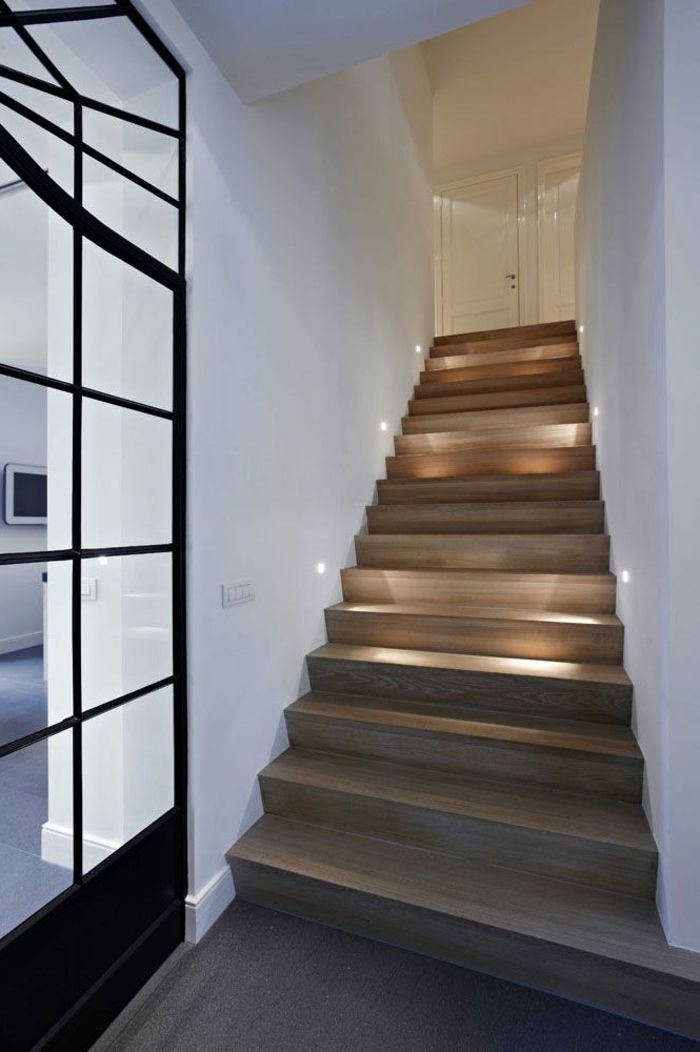 Beleuchtung Treppenhaus Flur Gestalten