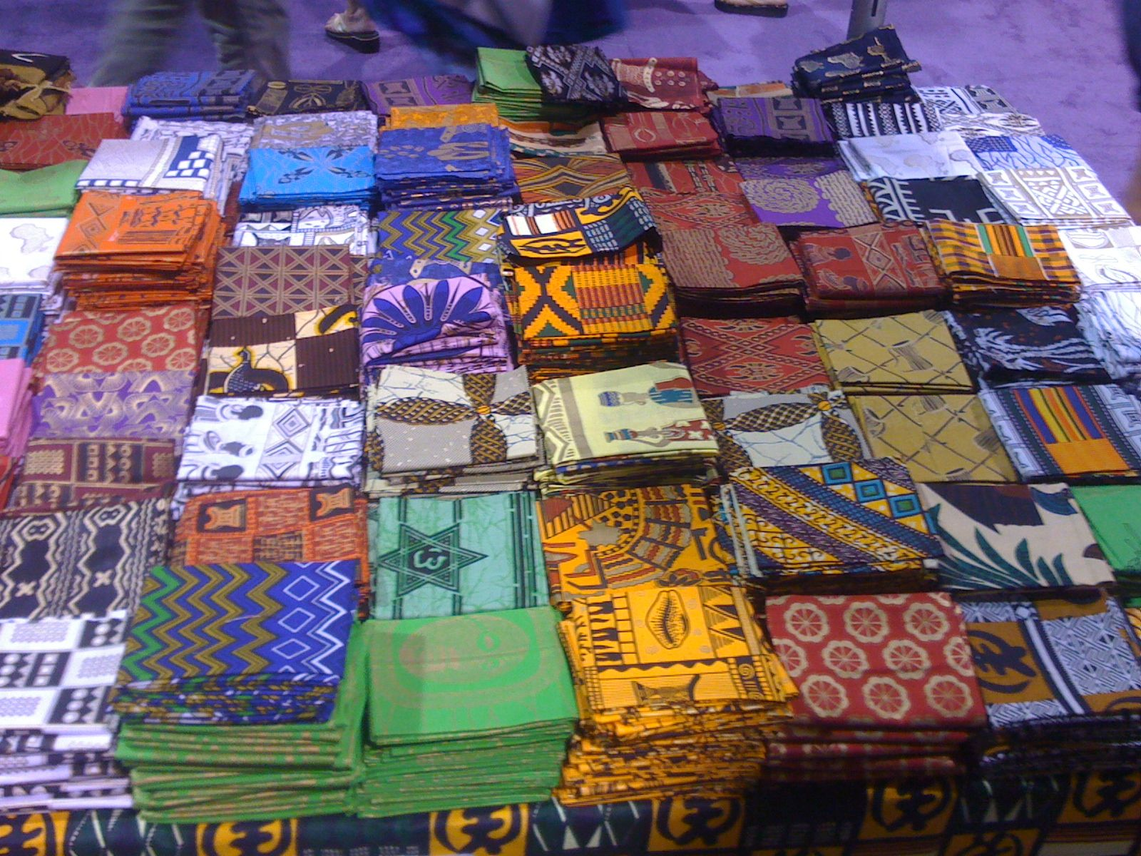 Fabrics Fabric New Africa Ivory Coast