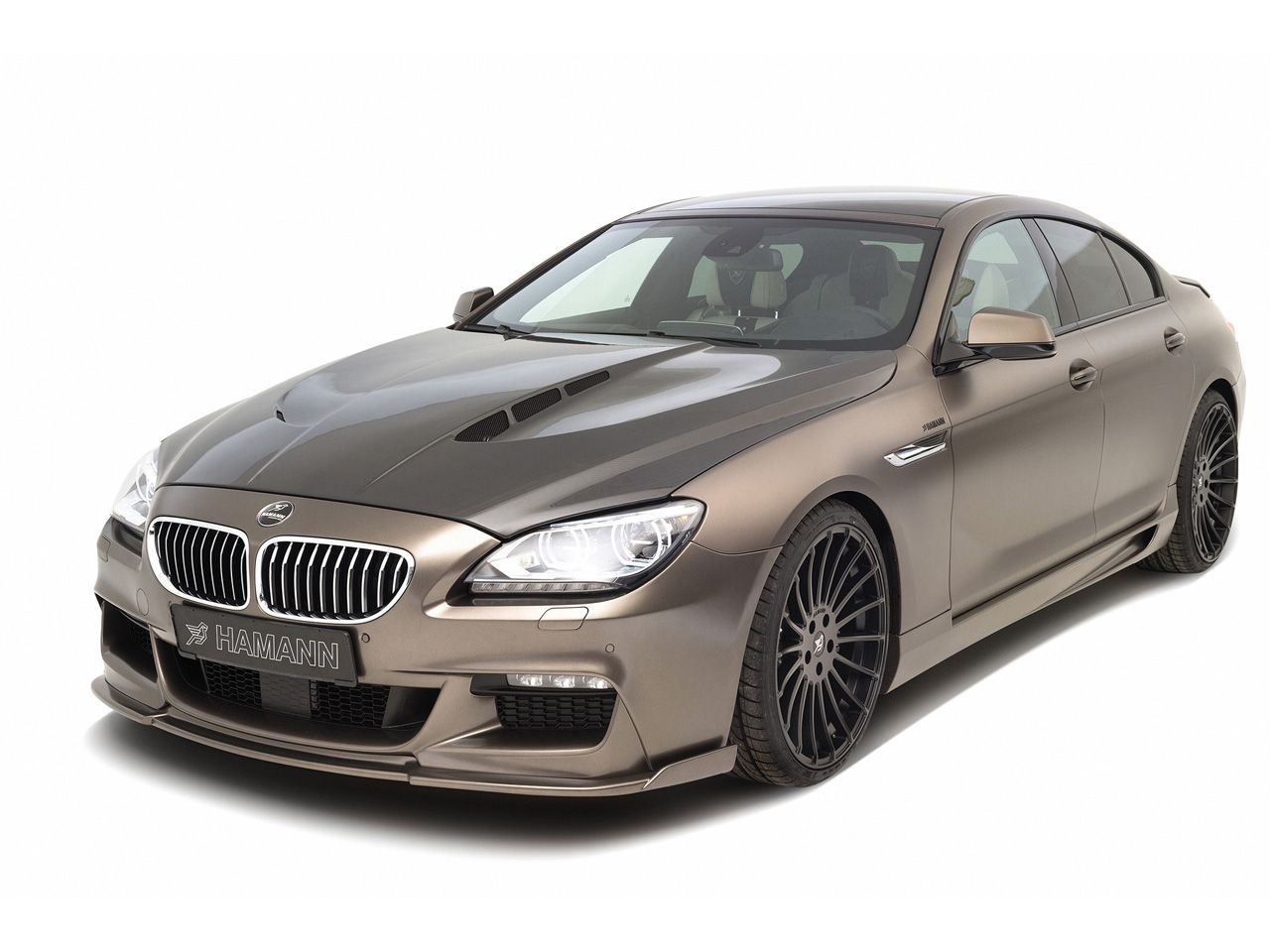 2013 Hamann Bmw 6 Series Gran Coupe Favorite Cars New Old