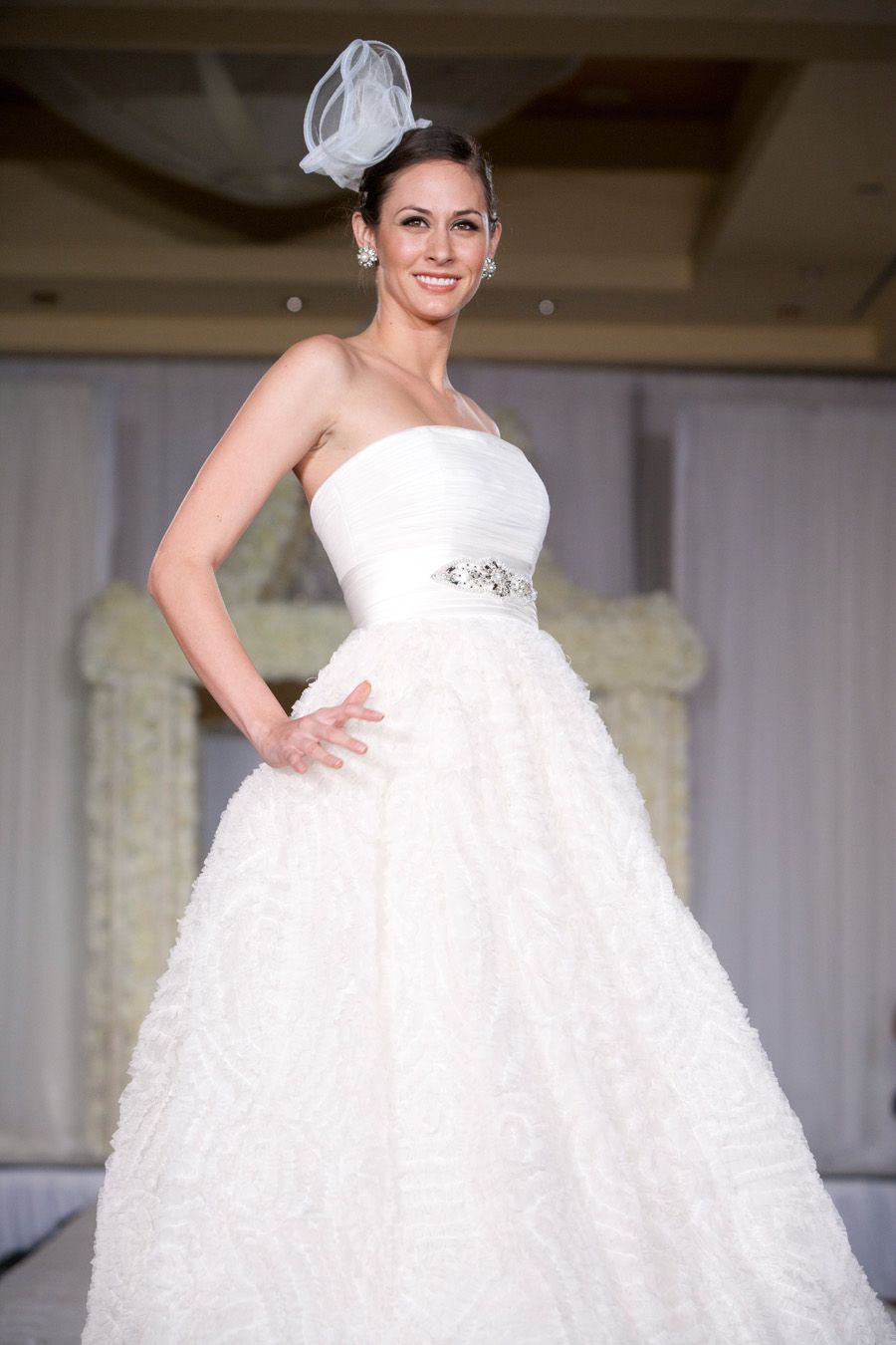 I Do! Bridal Soiree® at the InterContinental Houston Hotel~Gown: Now ...