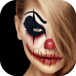 Google Image Result For Https Dl1 Cbsistatic Com I 2018 01 01 Fc5b5b9e 6993 45c0 Aab7 14b69b66f85a 8571c3c8602e854 Scary Faces Easy Clown Makeup Scary Clowns