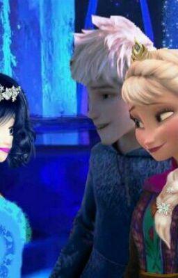 """Acabo de publicar """" Capítulo 7  conociendo a la familia Corona Primera Parte """"de mi historia """" Frozen 3 El Origen De Los Juegos De Las Princesas Guardianas """"."""
